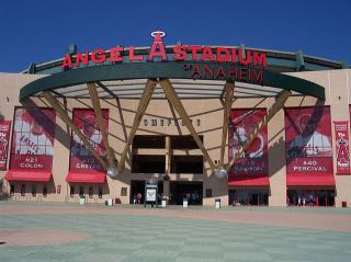 Angel Stadium by Flickr user redheaded_pirate