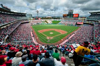 Angel Stadium, Anaheim, CA -- Apr 24, 2011 by Flickr user Ray_from_LA
