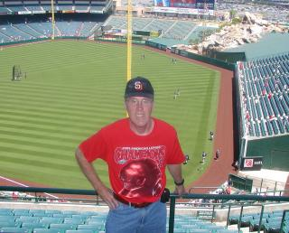 Angels Stadium by Flickr user bsteve76