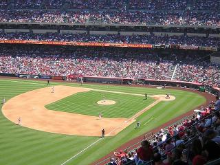 Angels vs. Red Sox by Flickr user greggoconnell