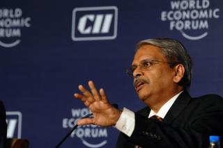 Kris_Gopalakrishnan_-_India_Economic_Summit_2008.jpg by Freebase
